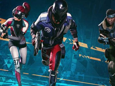 Hyper Scape Ubisoft Forward