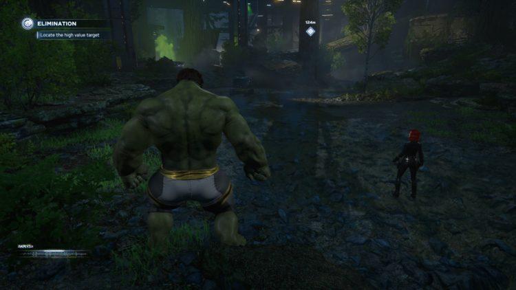 Marvel's Avengers PC very high detail