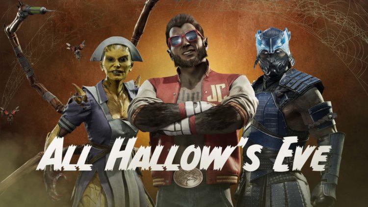Mortal Kombat 11 Halloween
