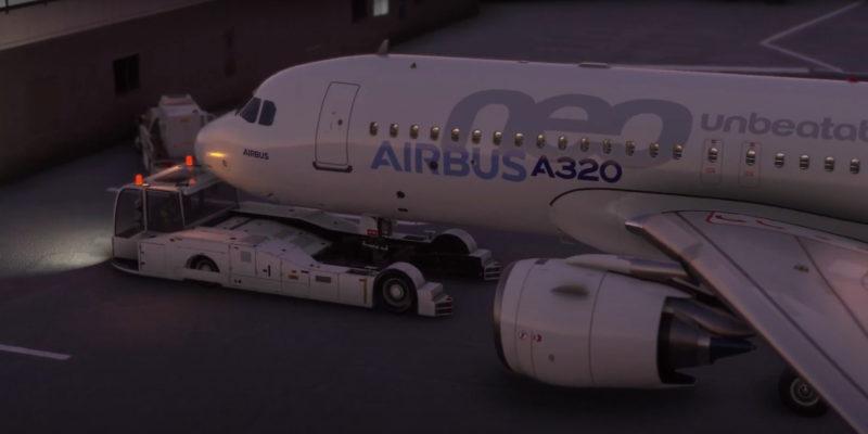 Microsoft Flight Simulator Fs2crew Pushback Express Addon