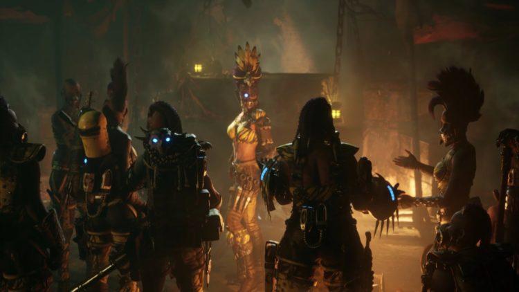 Necromunda Underhive Wars Обзор Warhammer 40k 1b