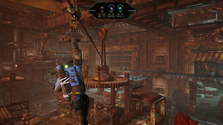 Necromunda Underhive Wars Обзор Warhammer 40k 3