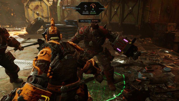 Necromunda Underhive Wars Обзор Warhammer 40k 4a