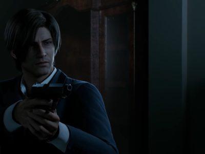 Netflix's Upcoming Resident Evil Infinite Darkness Stars Leon & Claire (1)