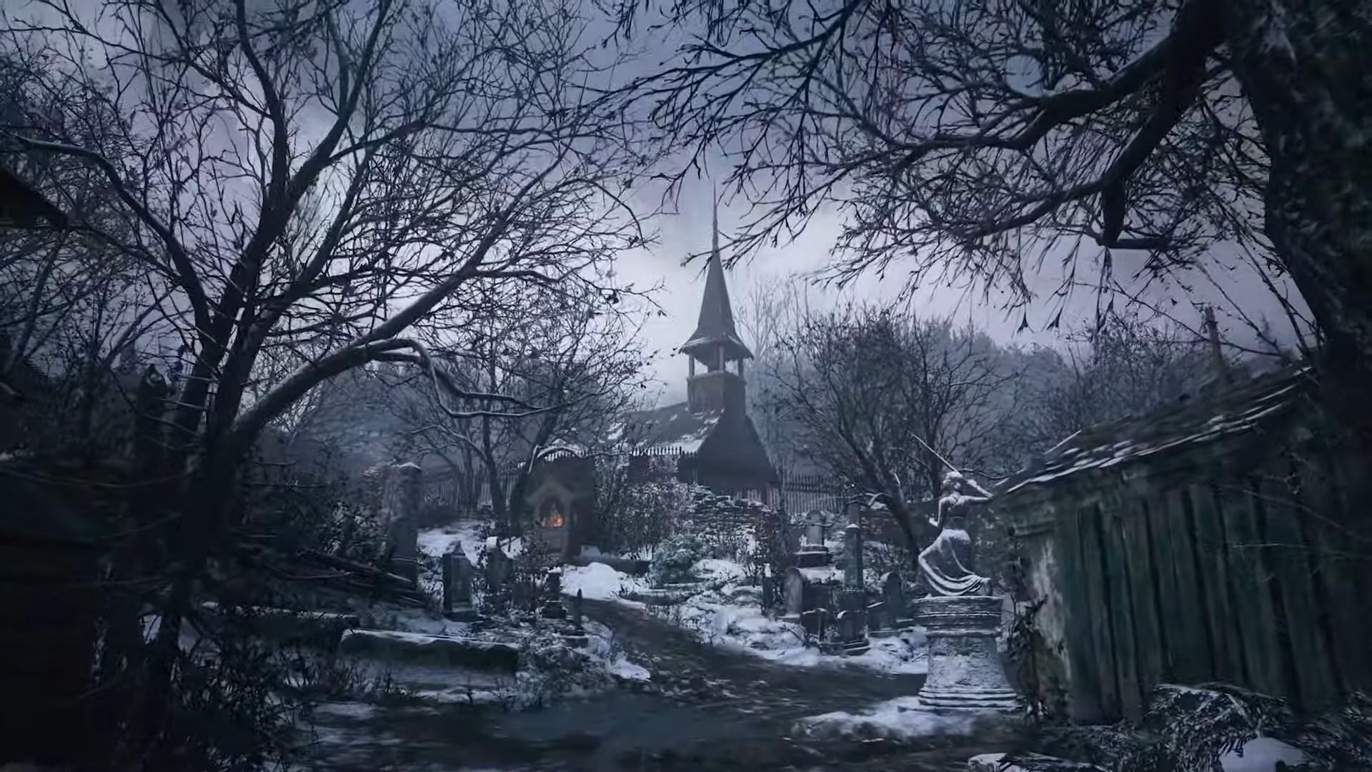 Resident Evil Village trailer