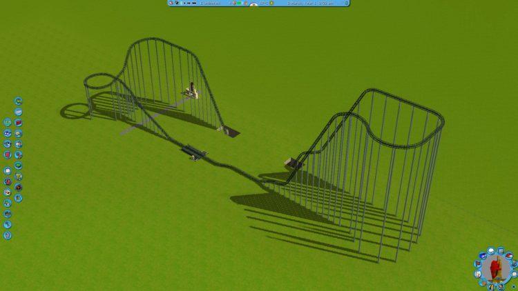 Rollercoaster Tycoon 3 Death Coaster