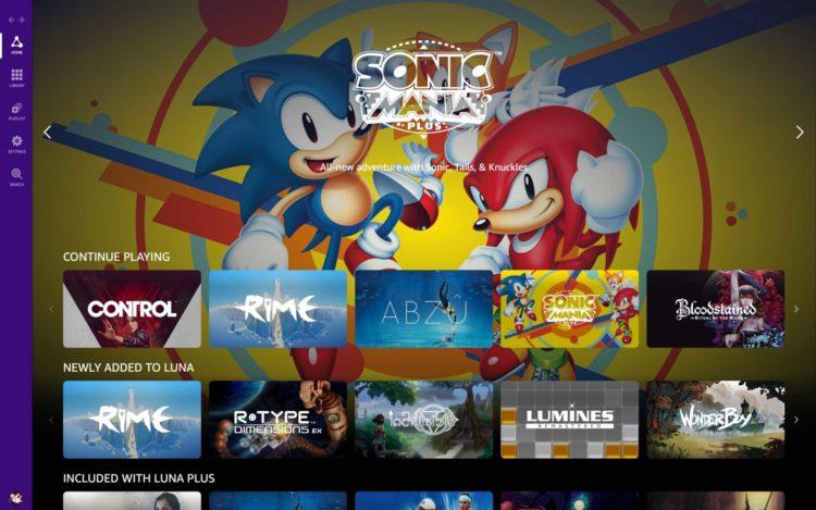 Sonic Home