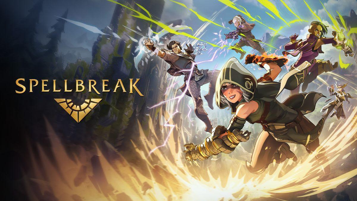 Spellbreak Launch
