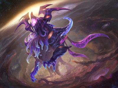 Runeterra Celestial card breakdown
