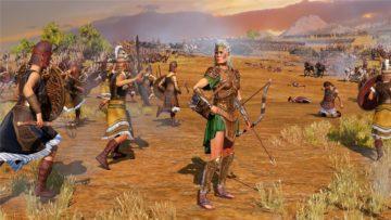 Total War Saga Troy Hippolyta's Amazons Guide Hippolyta