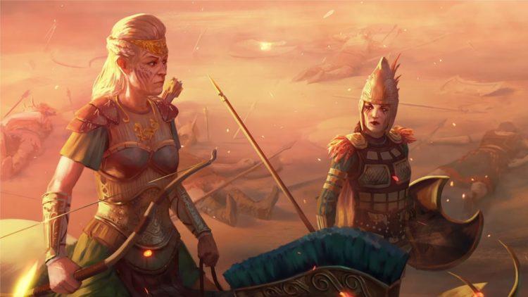 Total War Saga Troy Hippolyta's Amazons Guide Hippolyta 1a