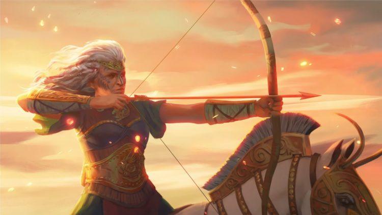 Total War Saga Troy Hippolyta's Amazons Guide Hippolyta 1c