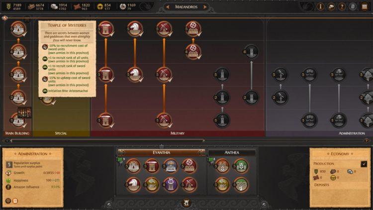 Total War Saga Troy Hippolyta's Amazons Guide Hippolyta 2a