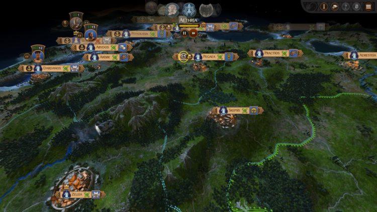 Total War Saga Troy Hippolyta's Amazons Guide Hippolyta 3b