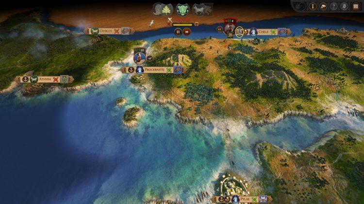 Total War Saga Troy Hippolyta's Amazons Guide Hippolyta 3c