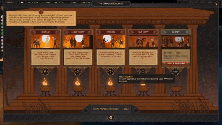 Total War Saga Troy Hippolyta's Amazons Guide Hippolyta 4a