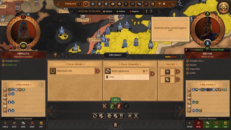 Total War Saga Troy Hippolyta's Amazons Guide Hippolyta 4d