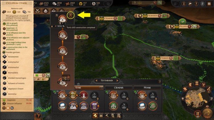Total War Saga Troy Hippolyta's Amazons Guide Hippolyta 4e