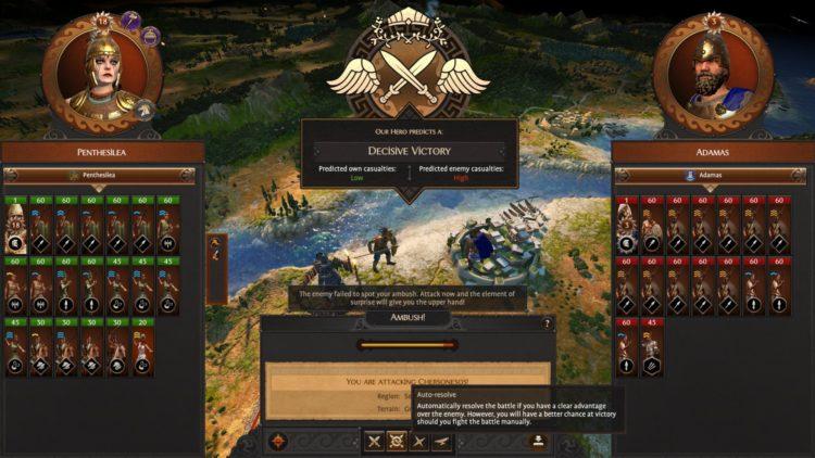 Total War Saga Troy Penthisilea Amazons Faction Guide 3b