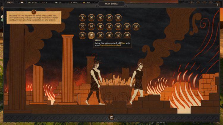 Total War Saga Troy Penthisilea Amazons Faction Guide 3c