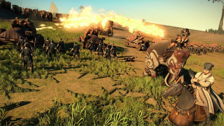 Total War Three Kingdoms The Furious Wild Nanman Meng Huo Guide Feat