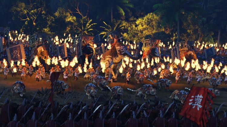 Total War Three Kingdoms The Furious Wild Review Nanman Meng Huo