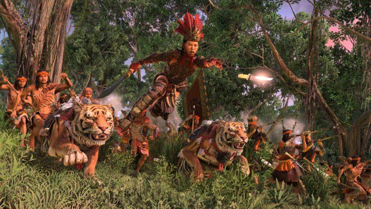 Total War Three Kingdoms The Furious Wild Review Nanman Meng Huo 1
