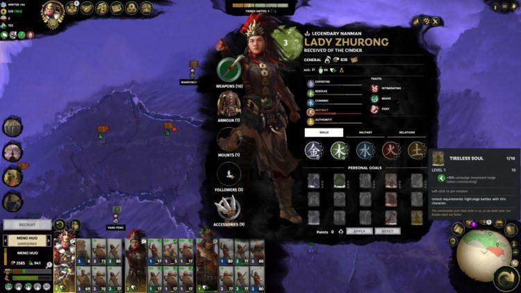 Total War Three Kingdoms The Furious Wild Review Nanman Meng Huo 3