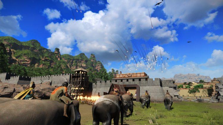 Total War Three Kingdoms The Furious Wild Review Nanman Meng Huo Elephants