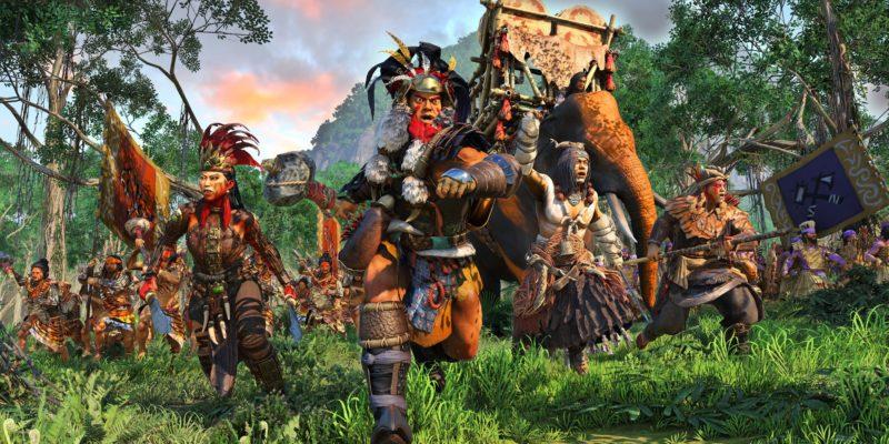 Total War Three Kingdoms The Furious Wild Review Nanman Meng Huo Feat