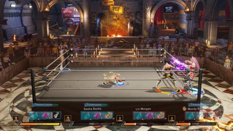 Wwe 2k Battlegrounds Match Types Tips Guide King Of The Battlegrounds 2a