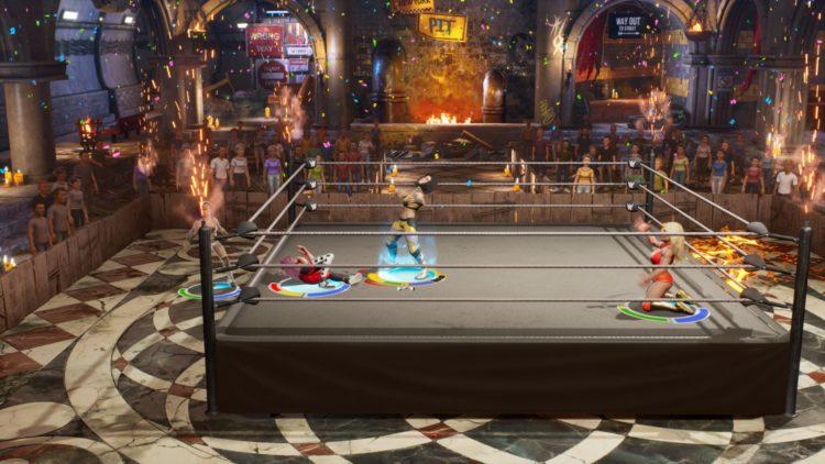 Wwe 2k Battlegrounds Match Types Tips Guide King Of The Battlegrounds 2b