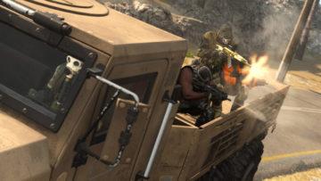 Warzone Cargo Truck