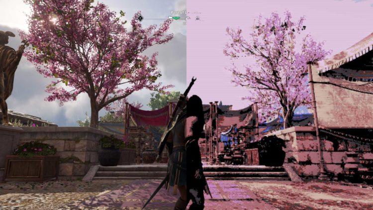 Assassins Creed Odyssey Mods 16 Bit Graphics
