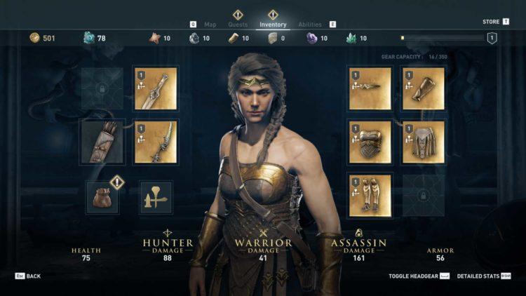Assassins Creed Odyssey Mods Kassandra Wonderwoman