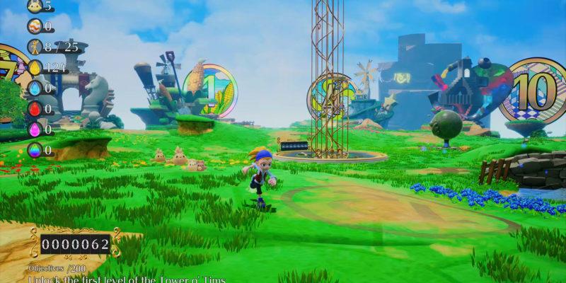 Balan Wonderworld Sonic Releases March 2021