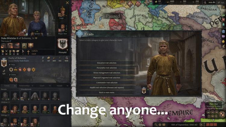 Crusader Kings 3 Mods Daddy Pikas Cheat Mod
