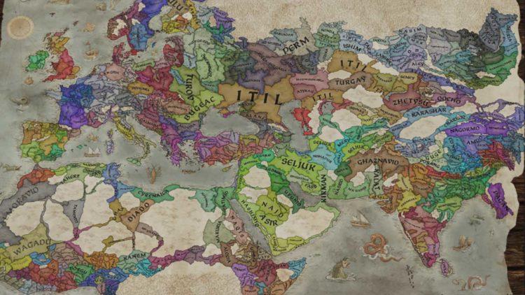 Crusader Kings 3 Mods Shattered World