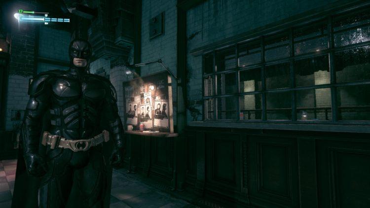 Darker Knight Batsuit