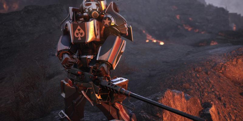 Fallout 76 Season 2 Armor