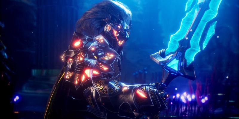 Godfall Warrior