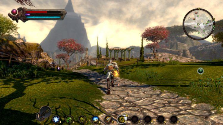 Kingdoms Of Amalur Reckoning Vista