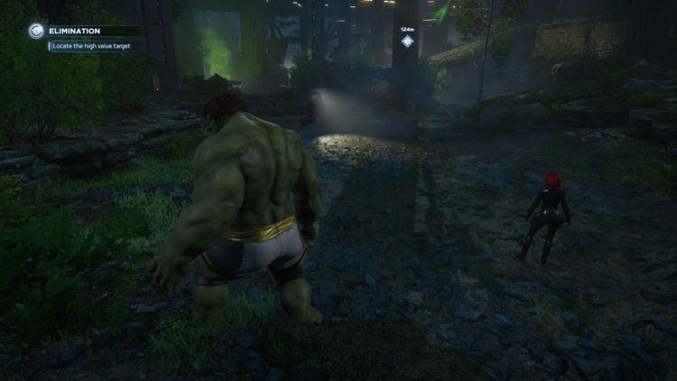 Marvel's Avengers PC low detail
