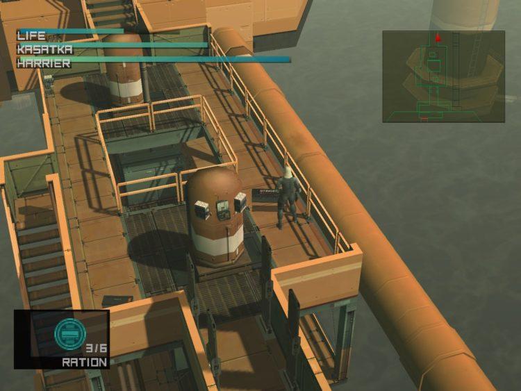 Metal Gear Konami Gog