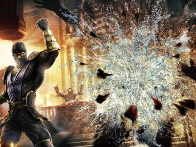 Mortal Kombat 11 announcement