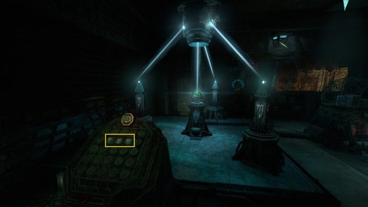 Amnesia Rebirth Laboratory Puzzle Guide Pyramid Orb 4