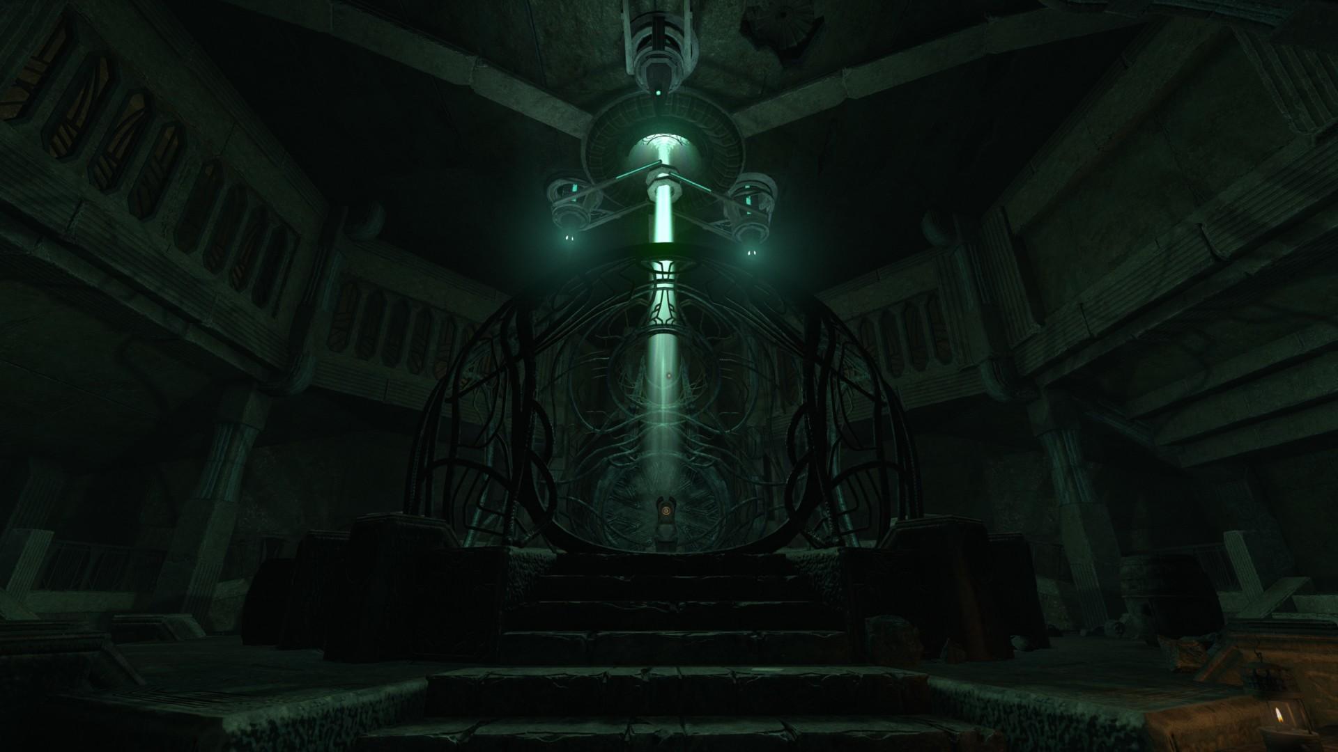 Amnesia Rebirth Portal Chamber Pillar Puzzle Guide