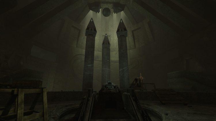 Amnesia Rebirth Portal Chamber Pillar Puzzle Guide 1