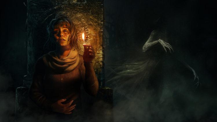 Epic Games Store Halloween sale Amnesia Rebirth