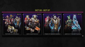 Apex Legends Halloween Store Week One